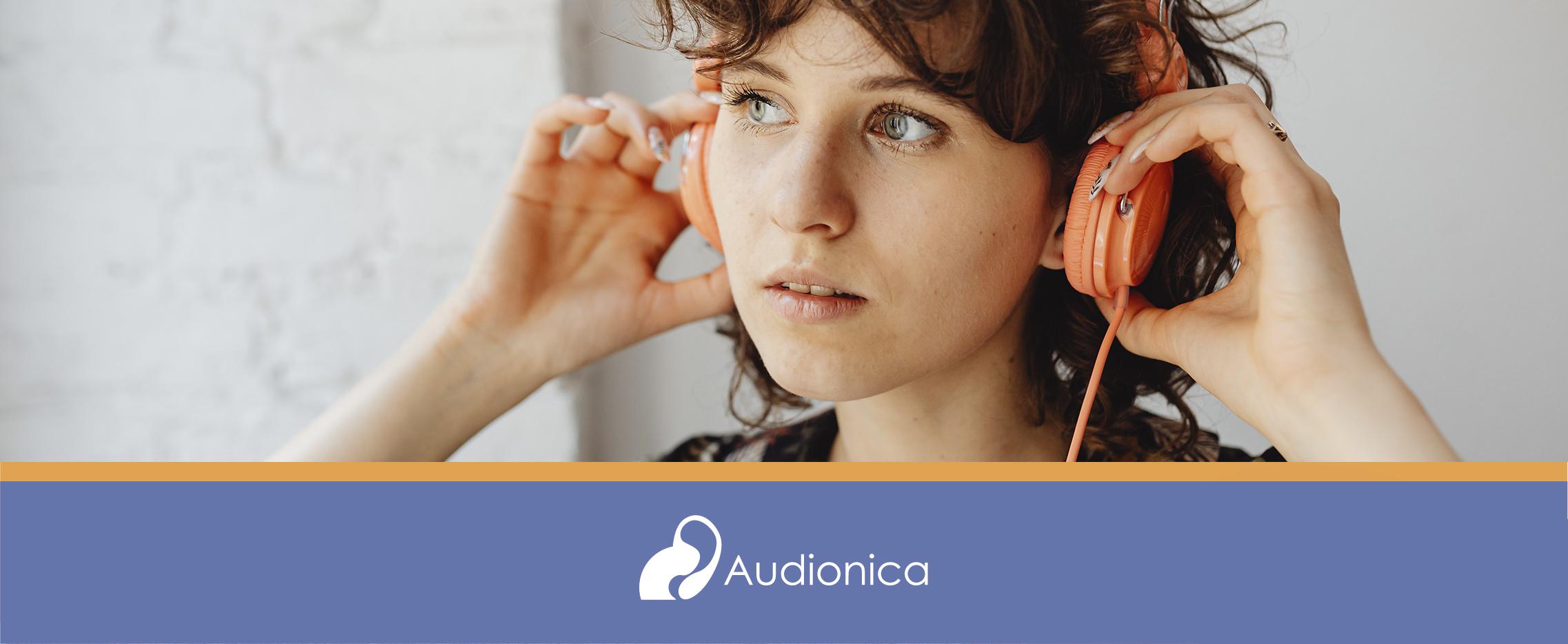 como funciona el test auditivo online